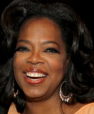 Oprah Winfrey and affirmations