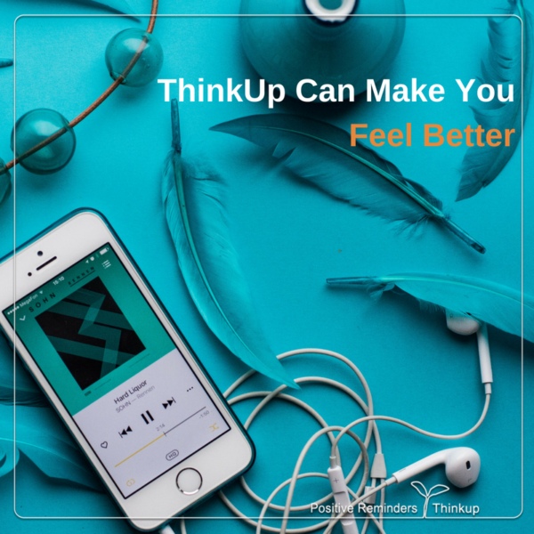 ThinkUp: the #1 app for positive affirmations, motivation
